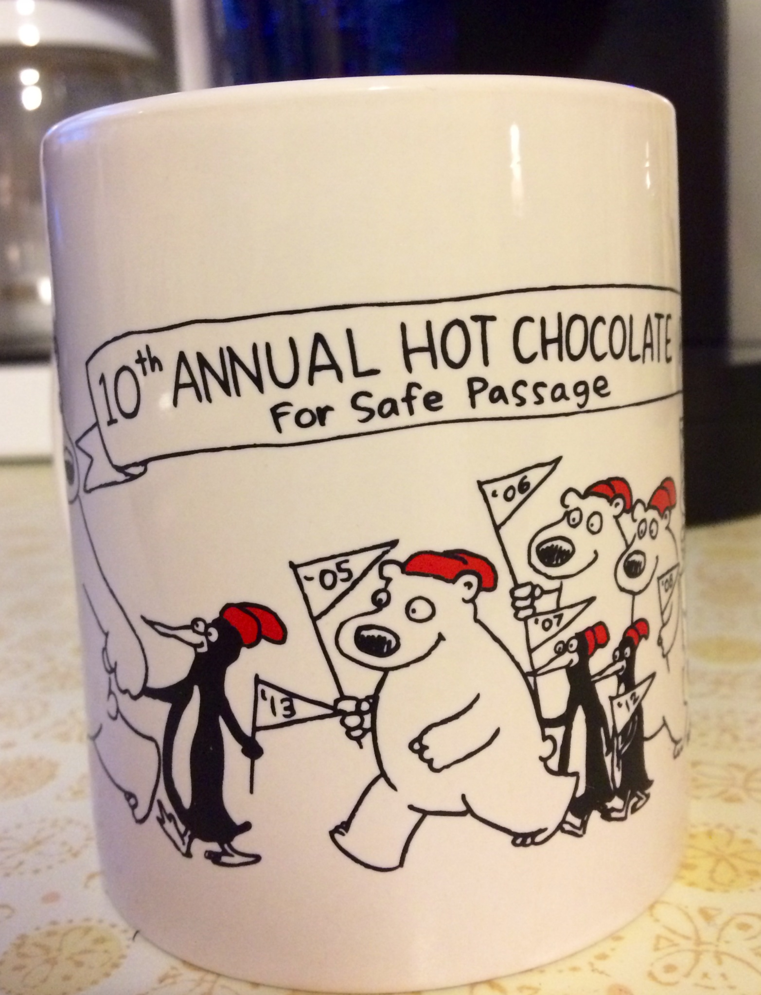Review: 10th Annual Hot Chocolate Run & Walk for Safe Passage ...