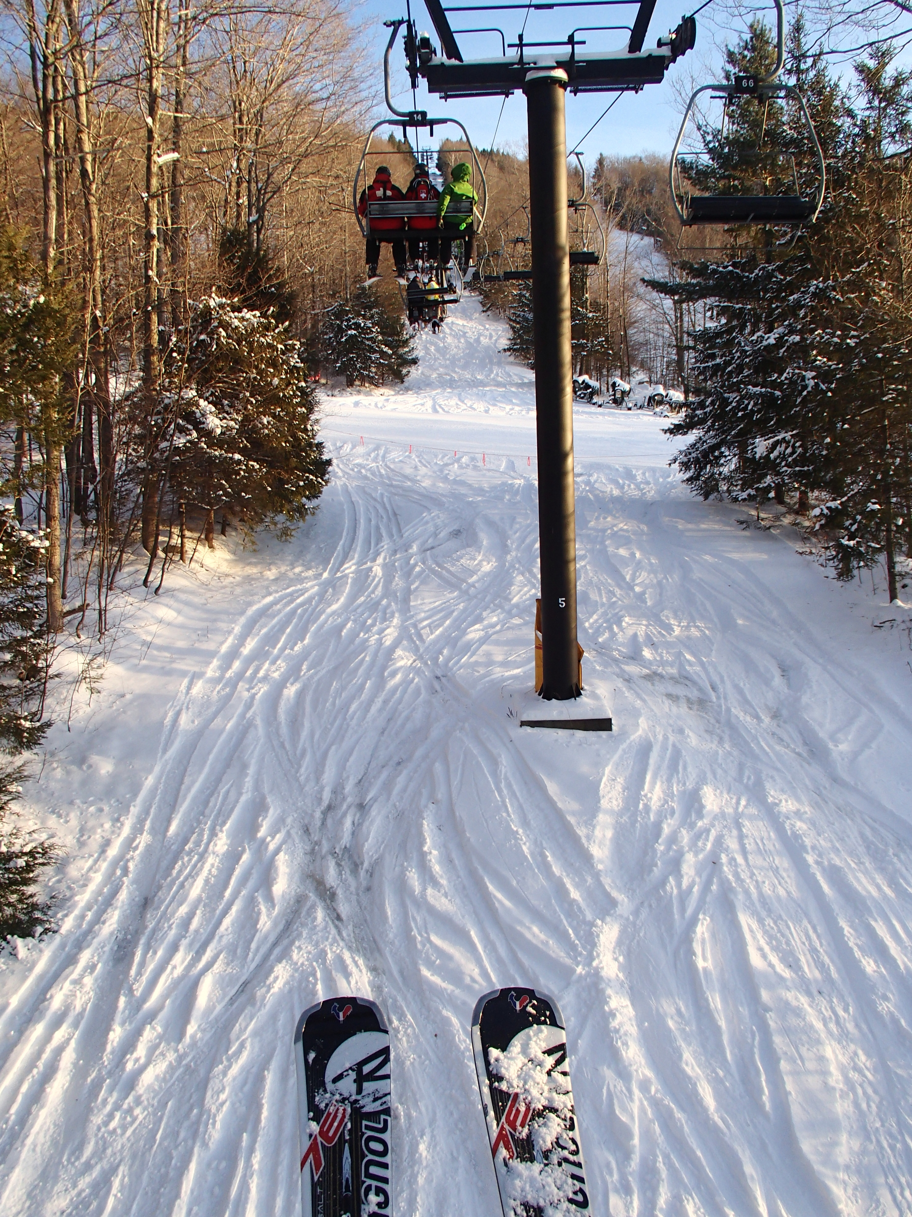 berkshire east is what new england skiing should be | new england