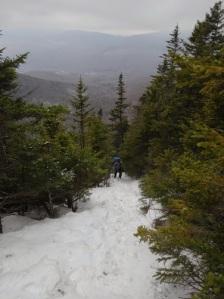 snowslide