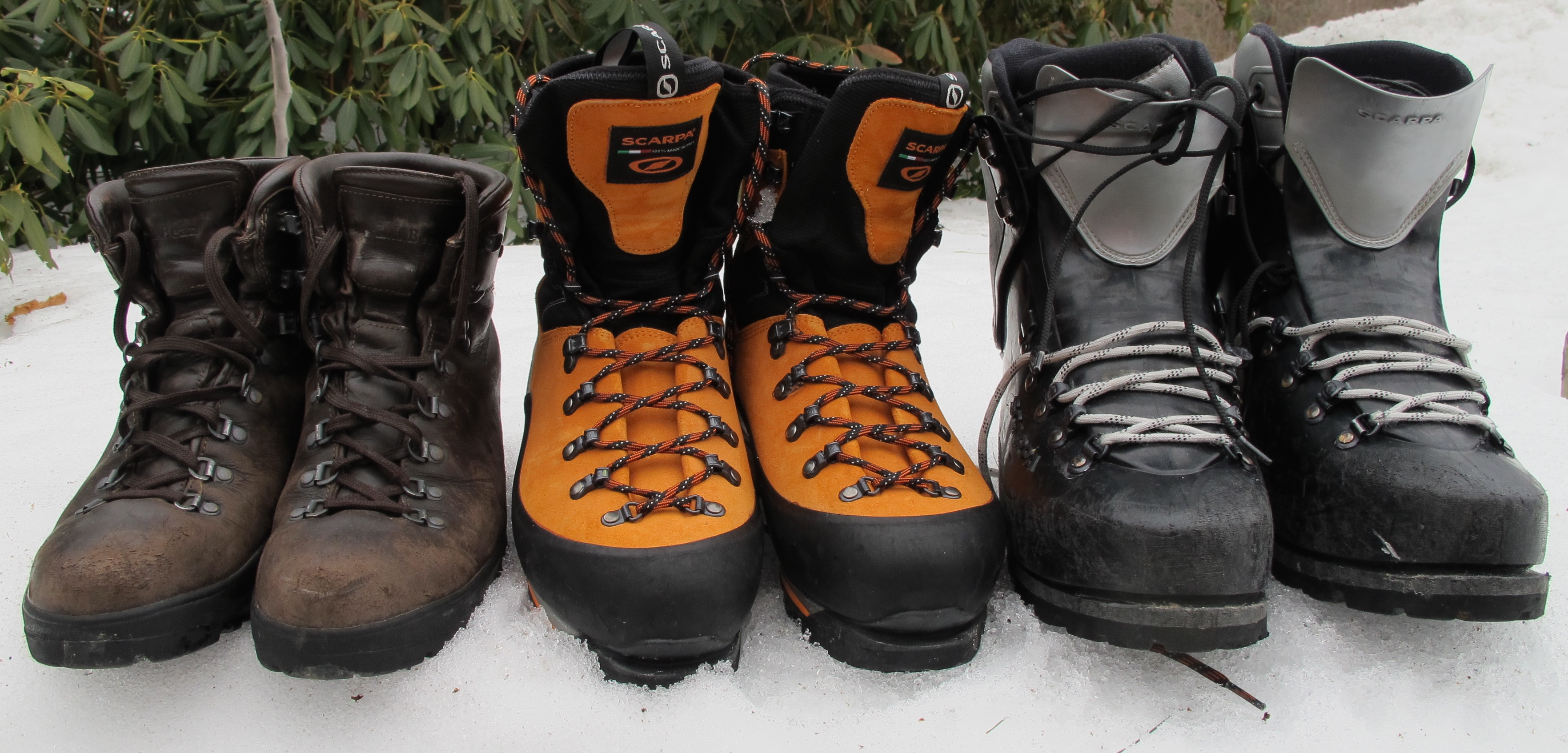 Scarpa Mont Blanc Review | New England Outside